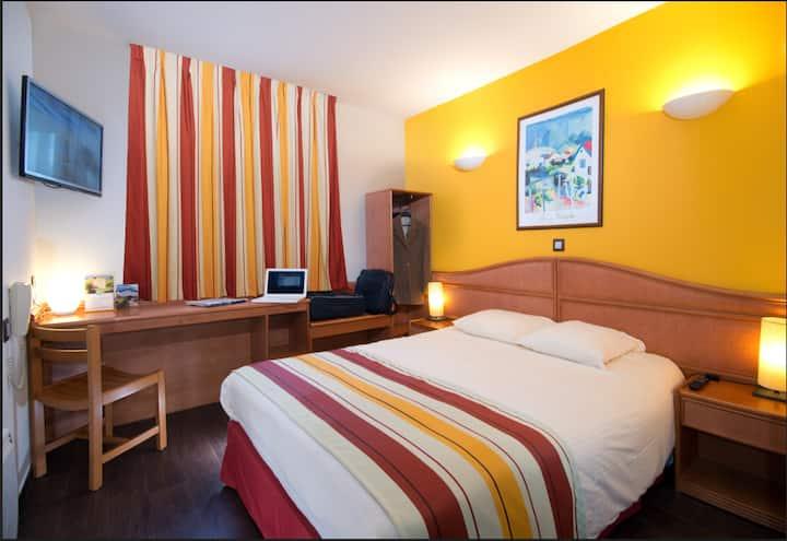 Chambre Standard - 15min Centre-Ville Strasbourg