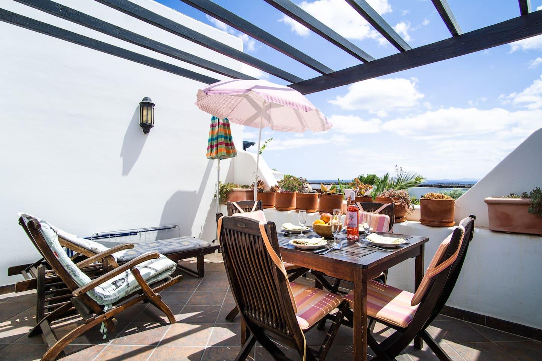 balcony I Balkon