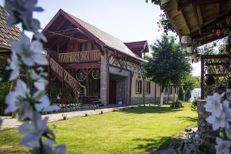 Beautiful Rustic Guesthouse with a Friendly Host - Cârțișoara