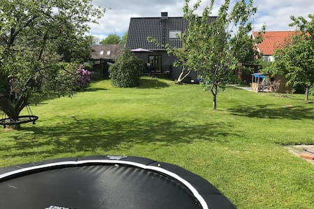 Family house Herlev - Big garden - 11 km from CPH!