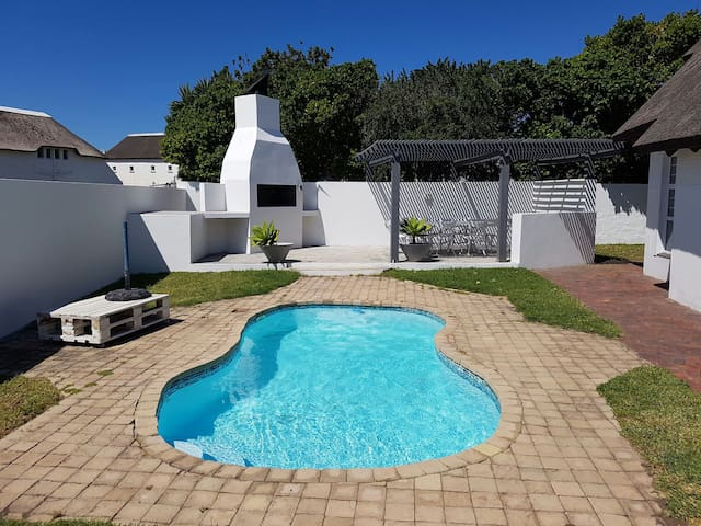 Cozy, Self catering Beach House in St Francis - St Francis Bay - Casa