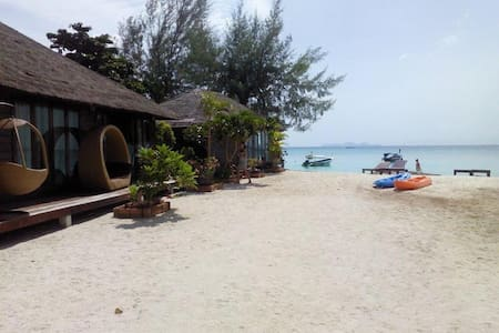 Superior Villa @ Anda Resort Lipe ISLAND - Bed & Breakfast