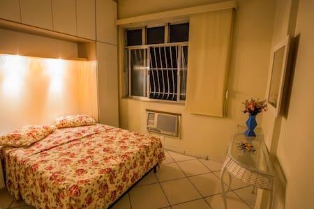 Apartamento inteiro (Z.Sul- Catete) ótimo local - Rio de Janeiro - Lägenhet