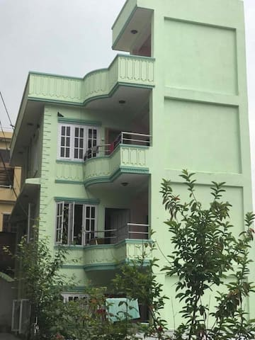 Sarkari Dhara ,Nawasangam marga near to Thamel .