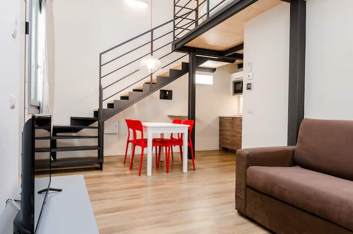 RED LOFT - Comfort e quite in center of Milan