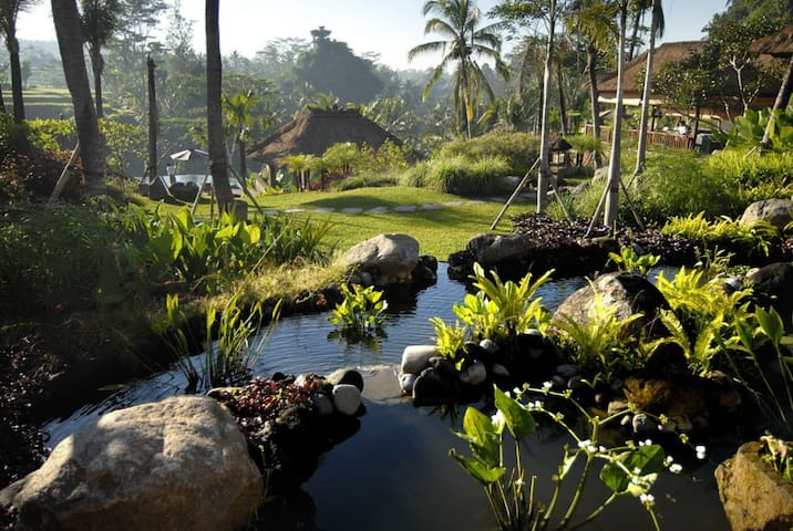 Comfortable two bedroom private villa in Ubud Bali - Ubud - Appartamento