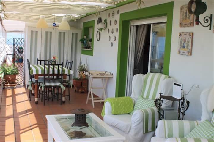 A casa de Varalonga, una casa con vistas en Cangas