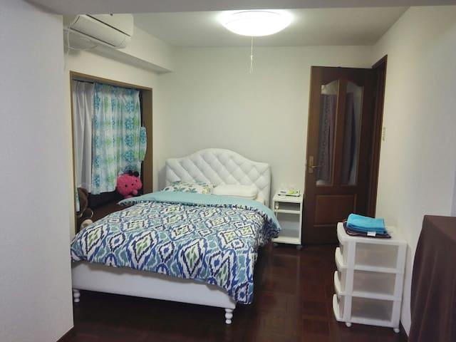 Tokyo veryAccessible Spacious House w/Free WiFi - Tokyo - Apartment