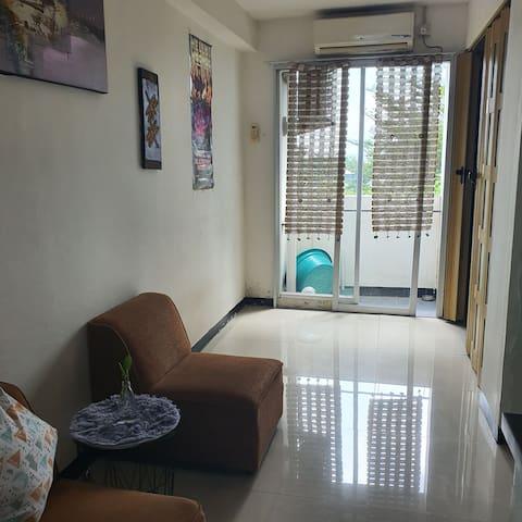 Type studio - apartemen sentra timur