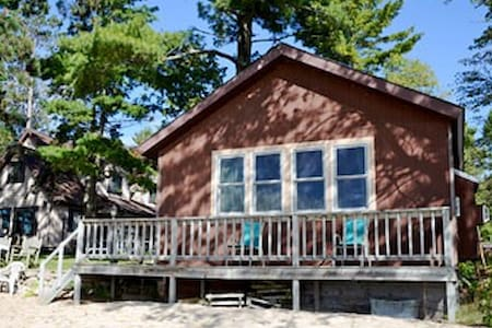 Family Friendly cabin@ the beach! Gorgeous views!