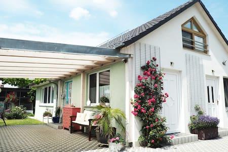 Wohnen im Landhaus Nähe Kurstadt