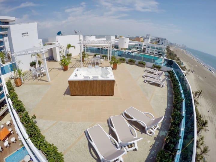 Apartamento y Playa