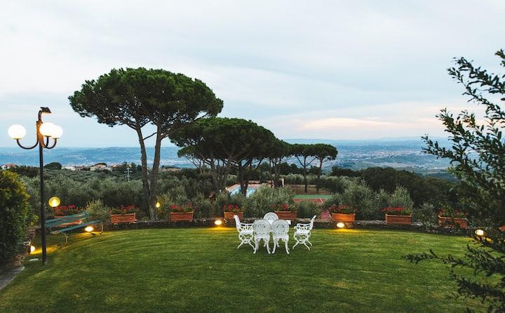 Villa Belvedere Il Melograno