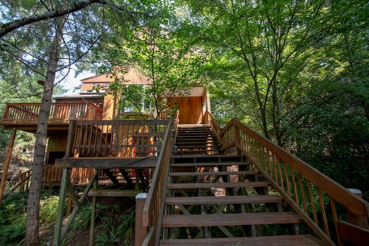 Private Guest Suite in the Trees