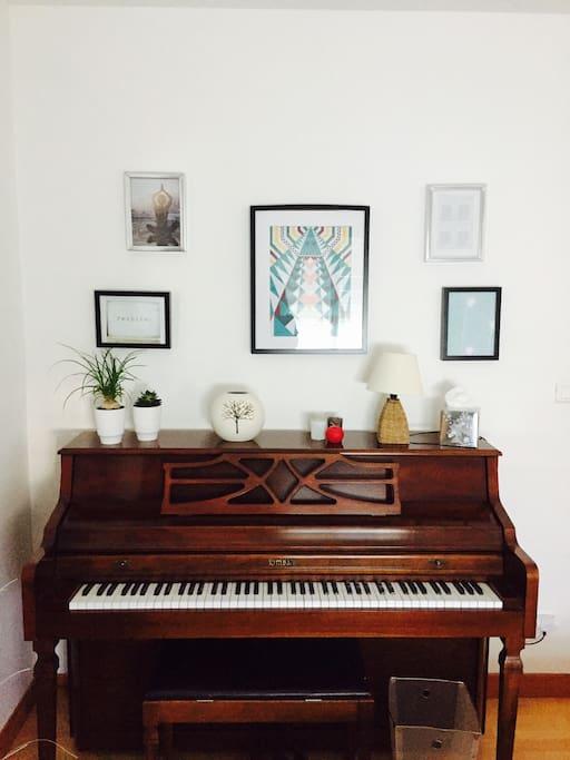 Pianistes bienvenus !