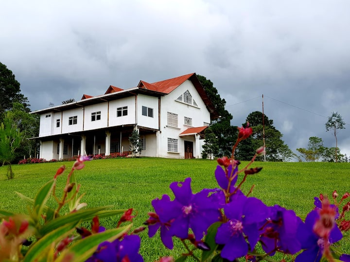Casa San Marcos. Coban, A.V.