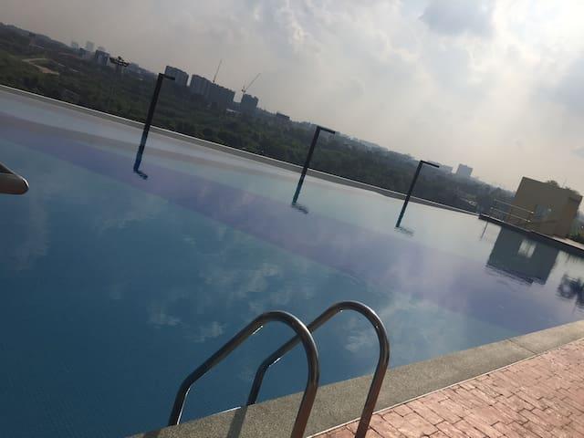 Homestay @ Metia Residence Shah Alam - Shah Alam - Appartamento