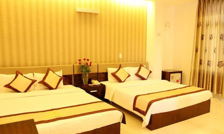 P&J VIP  Hotel Near Han River