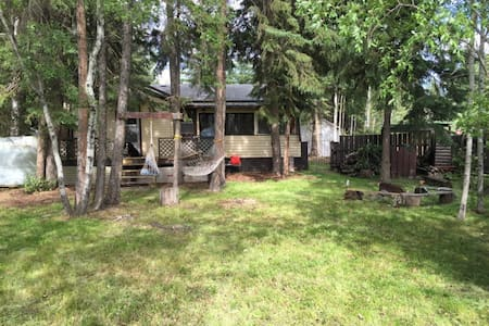4 bedroom cabin -Fisher Creek location Candle Lake