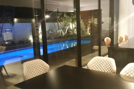 private room in new amazing vila . - Pardes Hanna-Karkur - Villa