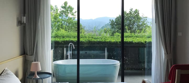 KHAO YAI 2BR Suite :  KhaoYai Luxury Condo