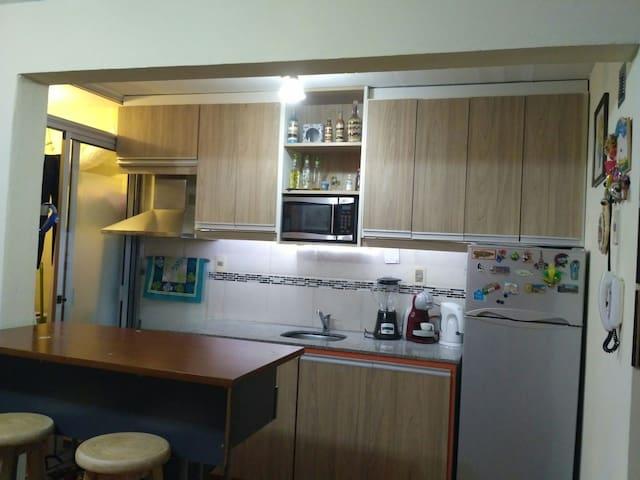 Apartamento con dos dormitorios exc - Montevideo - Daire