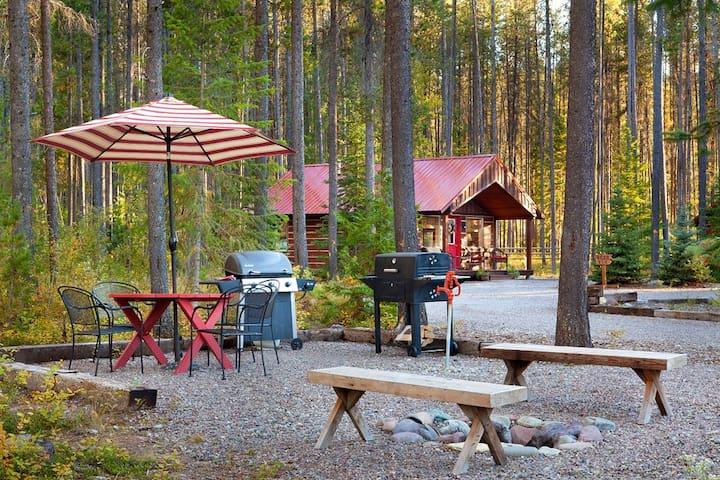 Reclusive Moose Cabin - Columbia Falls - Cabaña