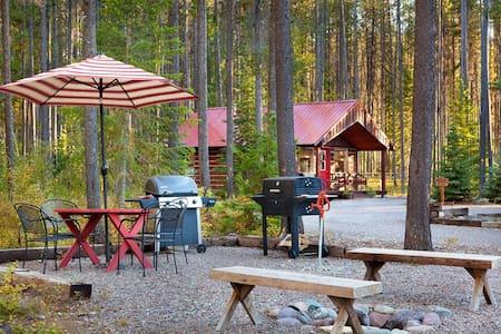 Reclusive Moose Cabin