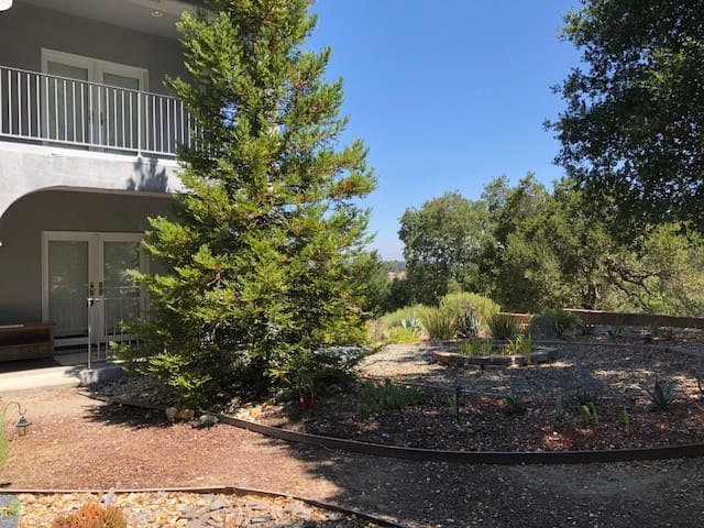 Guest Suite with Private Entrance in Los Gatos