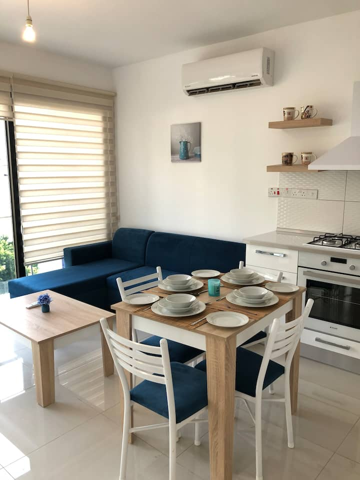 Brand New Apt in the heart of Kyrenia
