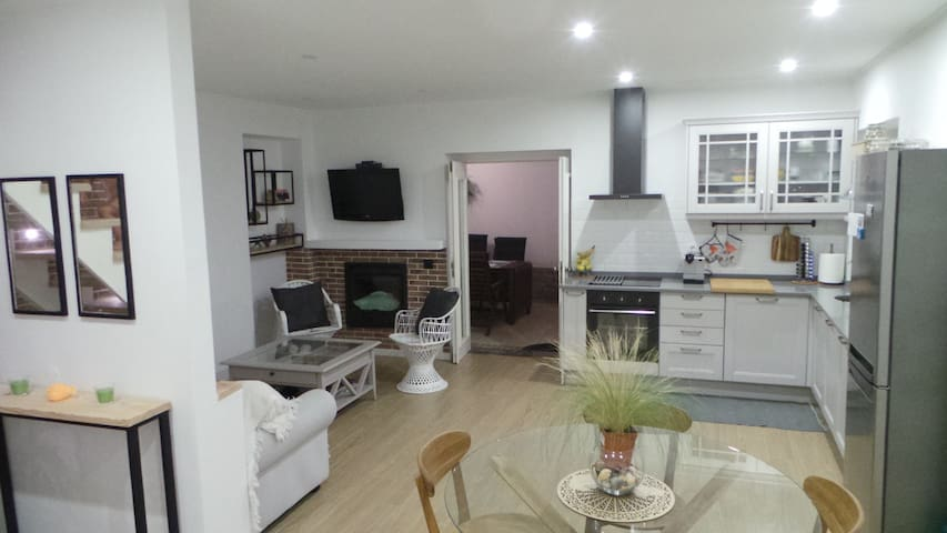 Comfortable house right in the centre of Tavira