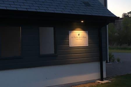 GITE & SPA L'AVOCETTE 1 à 8 pers  Baie de SOMME - Grand-Laviers - Hus