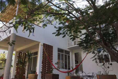 Casita Amarilla con hermosas vistas - 산파블로에틀라 - 아파트