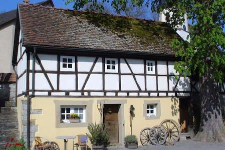 Traumhaftes Idyll im Kessachtal - Widdern - Casa