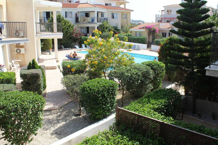 3 bedroom townhouse near the sea - Paphos - Hus