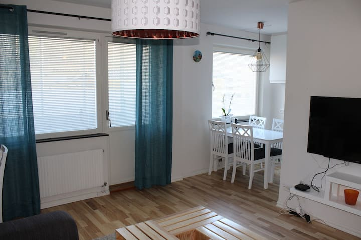 Charming and cozy condo mins from Stockholm City - Estocolm - Pis