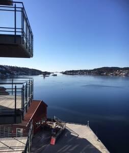 Arendal sjønær leilighet m/balkong