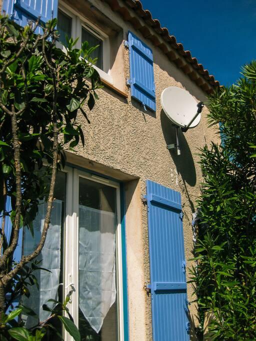 Our sweet house Notre petite maison Unser süßes kleines Haus Nuestra casita