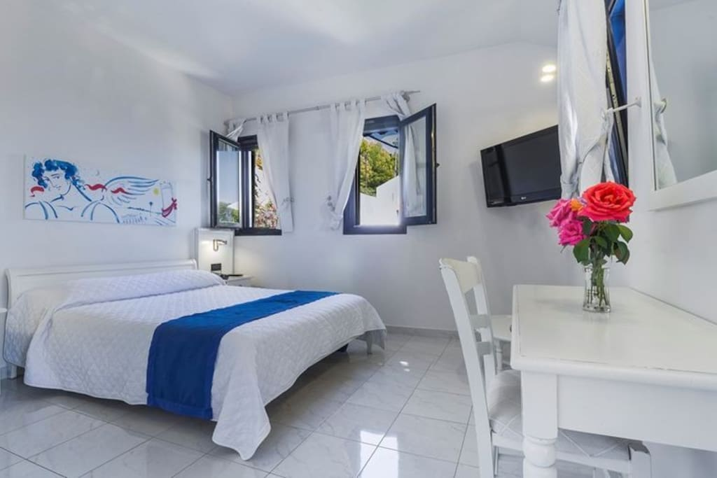 Skopelos Hotels, Panoramic Full Sea View Quadruple