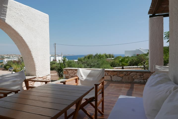 Villa at Damouli, Ampelas - Paros - House