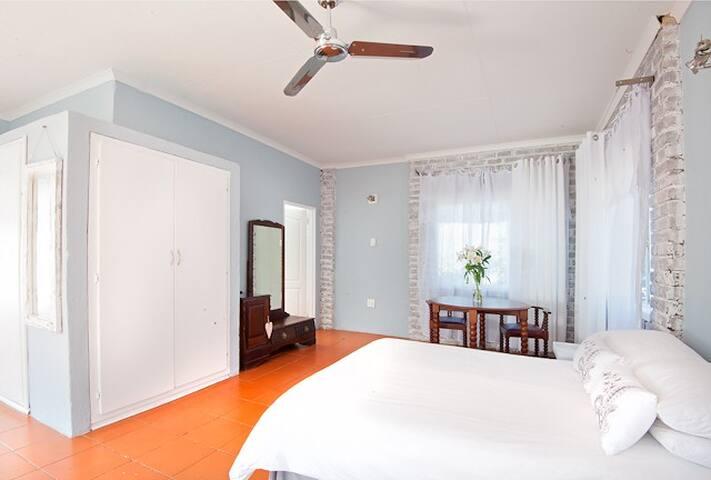 Room interior daytime