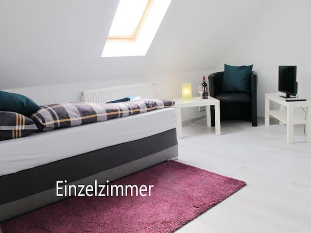 Einzelzimmer in der City Salzgitter Lebenstedt