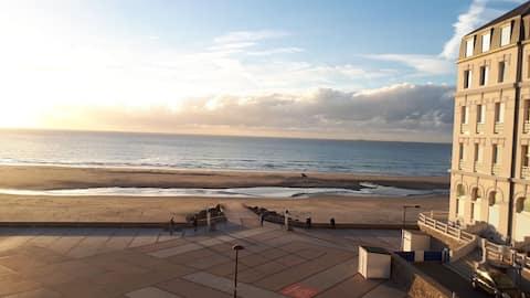 Le Twin'Reux, balcon sur mer