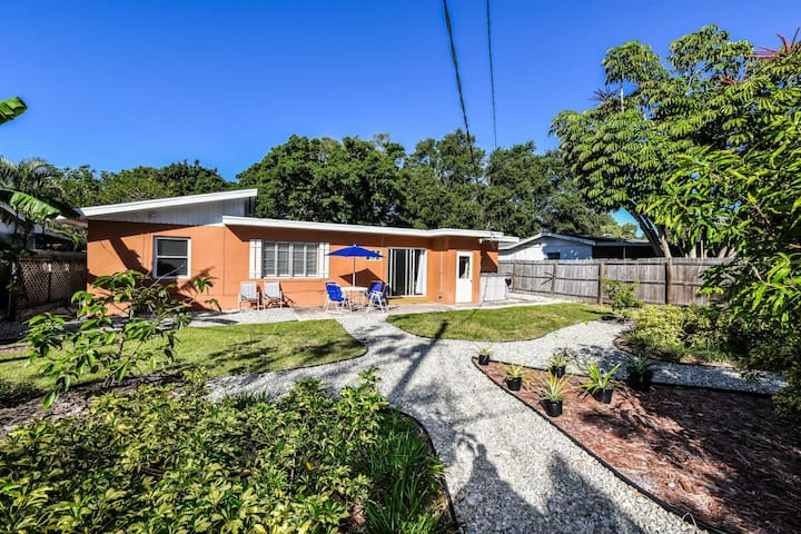 Cosy 2bed/2bath House Indian Shore