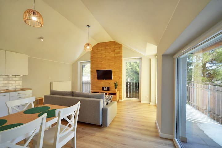 Apartament Górski Zakątek C12 Perła Apart- Invest