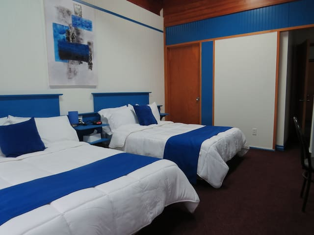 Motel Magistral St-Raphaël 2 lits double