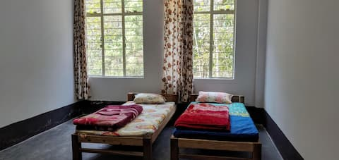 A private comfortable room in Zakhama