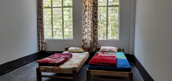 Room for adventure seekers at Athuo Homestay