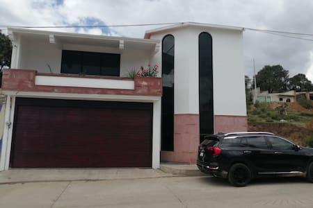 Casa con vista de Apan