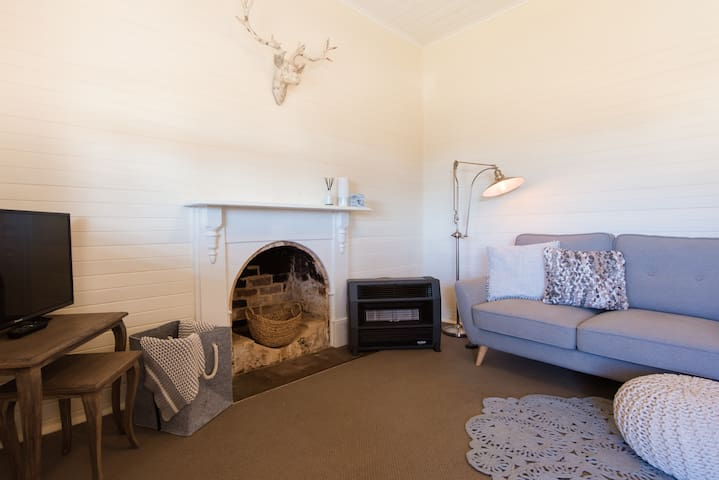 Comfort and character in 2 bedroom cottage